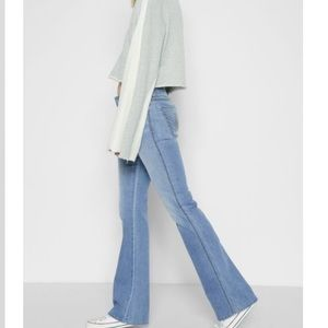 """7 For all Mankind """"A"""" pocket soft and stretchy"""